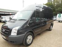 2011 FORD TRANSIT T350 115 SAPPHIRE LWB HIGH ROOF AIR CONDITIONING TRUCK DIESEL