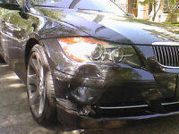 BMW E90 buy accidented, overheated, broken transmission