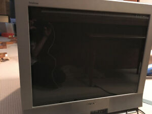 """32"""" TV with stand for Free"""