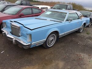 "1978 Lincoln t-top ""d"