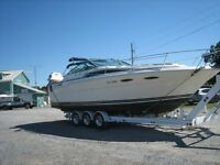 SEARAY SUNDANCER 30 FOOT  WITH 11.5  BEAM