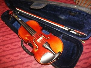Prelude Model 17 1/4 Size Violin - Like New condition