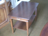 1950's end table