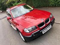 BMW X3 2.0d 2006MY SE