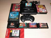 Console Sega Genesis + Jeux