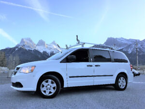 2011 Dodge Grand Caravan C/V | CLEAN CARPROOF | LOW KMS!