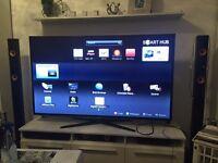 Samsung smart 3D TV 60inch