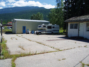 901 & 907 Trans Can Frtg Rd, Sicamous - Great Hwy Exposure