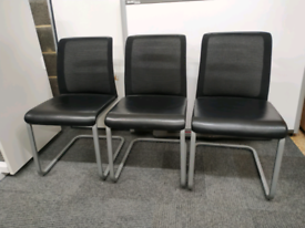 Steelcase branded Visitor chairs (10 Available £29 each)