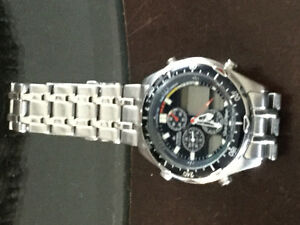 2000 Citizen Stars and Stripes Americas cup watch