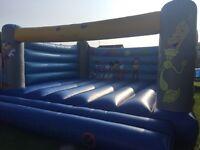 £50 a day bouncy castle