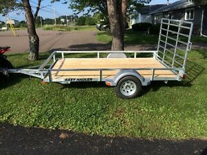 2017 Easy Hauler Utility Trailers @ Roy Duguay Sales