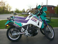 KLR650 garage queen with LOW mileage $2800 OBO