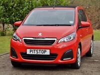 Peugeot 108 1.0 Active Top 5dr PETROL MANUAL 2015/15