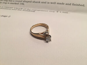 Beautiful wedding Ring set for sale