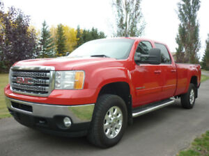 2012 GMC Sierra 3500 SLT FULLY LOADED/NAV/DVD PACKAGE