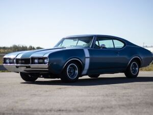 1968 Oldsmobile Cutlass 442 Tribute