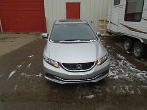 2014 Honda Civic EX Sunroof, touch screen, heated seats