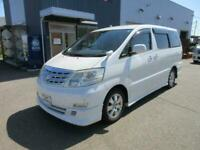 TOYOTA ALPHARD 2.4 AX L 4WD, 7 SEATER, WELCAB SIDE SEAT LIFT DISABILITY VEHICLE