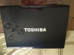 Selling a Toshiba Laptop for parts and repairs only