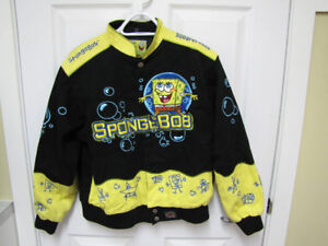 SPONGE BOB JACKET CHILD XL 11-12