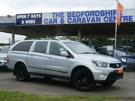 Ssangyong Musso 2.2TD ( 178PS ) auto EX