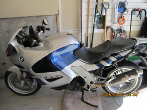 Mint Condition BMW K1200RS