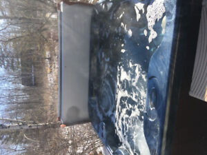 mint condition hottub to trade for