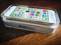 Apple IPod Touch 6th generation 128gb gold