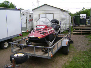 $3,500 OBO.        ***2004 LEGEND SKI-DOO 600 TWIN LONG TRACK***