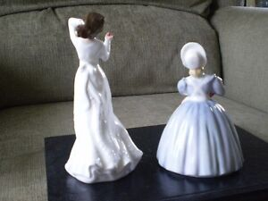 "Royal Doulton Figurines -""With Love"" HN3393 & ""Rag Doll"" HN2142 Kitchener / Waterloo Kitchener Area image 4"