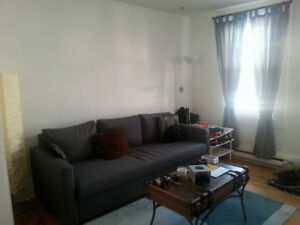 Comfortable 2 bed apartment, close to J Abbott College/McGill