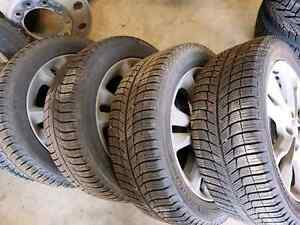 Winter TIRES for Sale - Michellin X-Ice 225/55R17 for $ 400 Peterborough Peterborough Area image 2