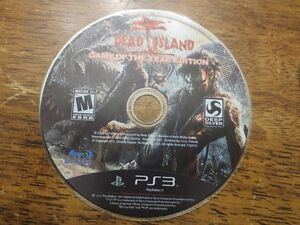 Dead Island - Game of the year edition ( PS3 )