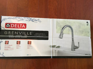 New in box Delta Kitchen Faucet