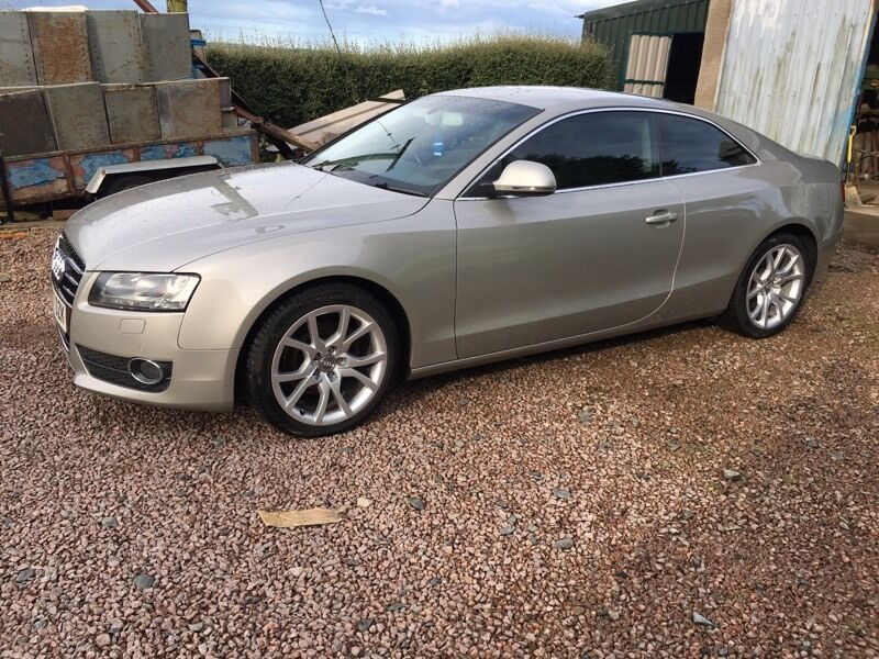 audi a5 3 0 tdi quattro in ellon aberdeenshire gumtree. Black Bedroom Furniture Sets. Home Design Ideas