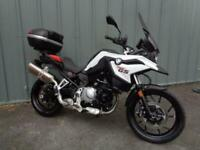 BMW F 750 SPORT TOURING COMMUTING MOTORCYCLE