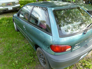 1996 Suzuki Swift Hatchback