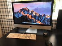 "Apple iMac 27"" i7 Processor 2.8ghz, 8GB RAM, 1TB HD"