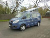 Devon Firefly 2 Berth Camper Van For Sale- SALE AGREED