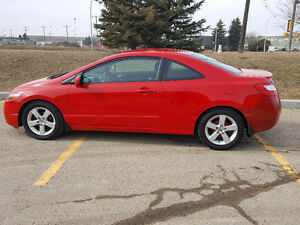 2007 Honda Civic Coupe.....Only 113km