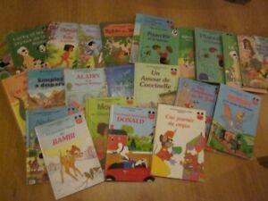 Livres de Disney