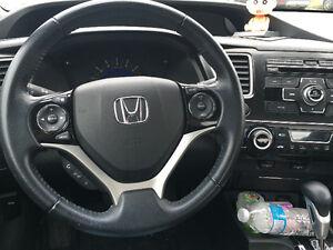 2013 Honda Civic Coupe (2 door) St. John's Newfoundland image 4