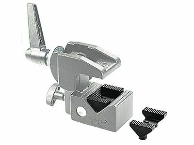 Manfrotto 035WDG Super-Clamp Platten-Adapter Set bestehend aus 4 Stück Manfrotto 035 Super Clamp