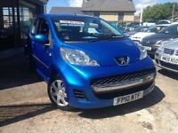 2010 (10) Peugeot 107 1.0 Urban **17,000 miles** (Finance Available)