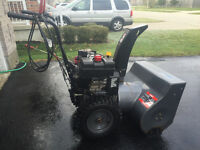Murray snowblower