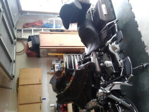 Looking to trade my Electra glide