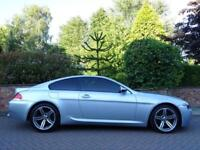 2006 56 BMW M6 5.0 V10 SMG..F.S.H..13 SERVICES PERFORMED..STUNNING !!