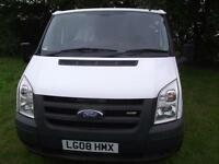 END OF SUMMER SALE Ford Transit 300 2.2TDCi Duratorq SWB FSH Ormskirk
