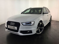 2013 AUDI A4 S LINE BLACK EDITION TDI ESTATE 1 OWNER SERVICE HISTORY FINANCE PX